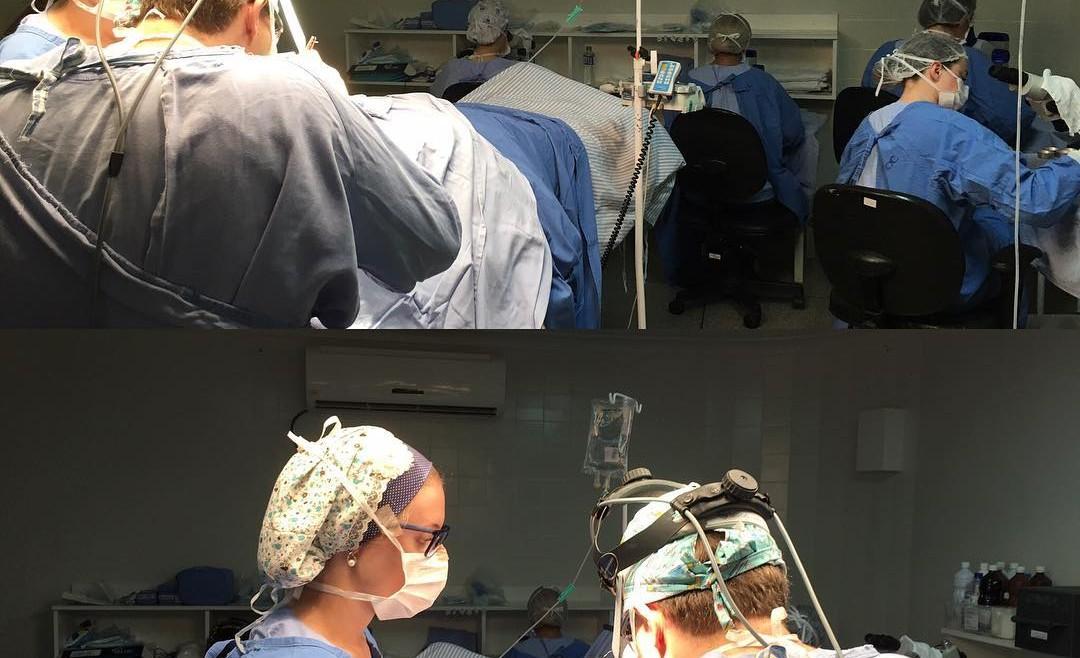 O transplante capilar FUE e FUT – Criciúma Santa Catarina
