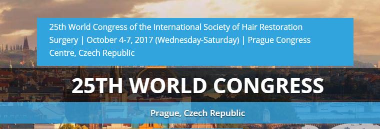 O Dr. Leandro Mauro irá participar do 25º Congresso Mundial da Sociedade Internacional de Cirurgia e Restauração Capilar