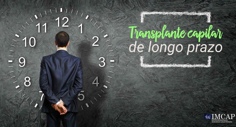 Transplante Capilar de Longo Prazo