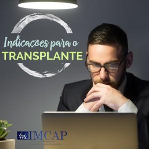 Indicações Transplante Capilar