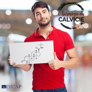 DHT - O hormônio da calvície