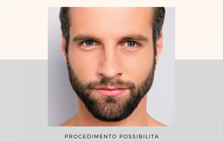 Transplante de barba – Entenda mais sobre esse procedimento